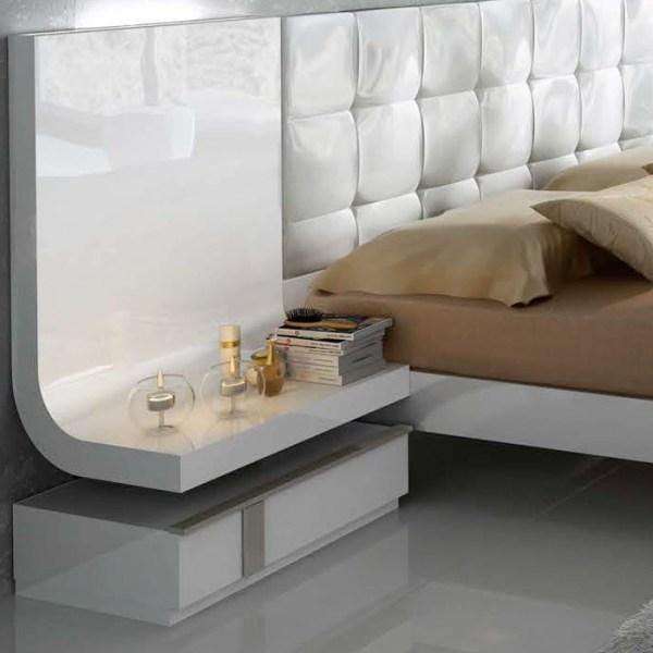 Dormitorio White