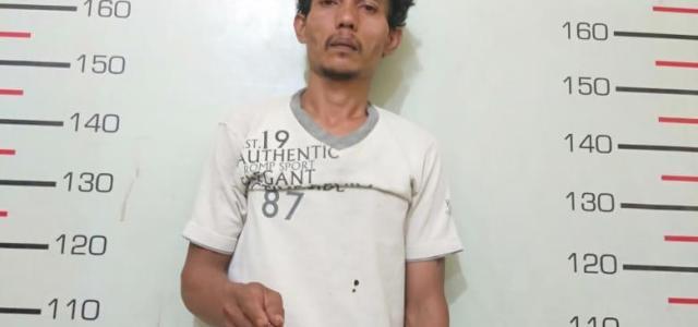 Satuan Reserse Narkoba Polres Simalungun Ringkus Pengedar Ganja