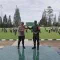 TNI-POLRI Apel bersama, Polres Simalungun Tunjukan Solidaritas dan Sinergitas bersama Kodim 0207 Simalungun