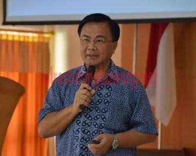 Ketua Harian Kompolnas Dr Benny J. Mamoto