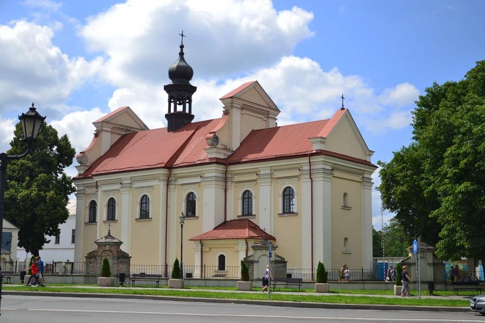 Kościół św. Katarzyny, pl. Jaroszewicza Jana, Zamość - zdjęcia