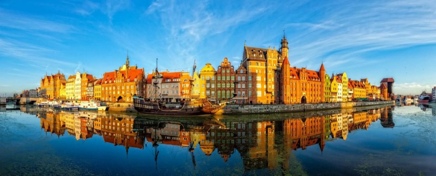 Citybreak w Gdańsku w atrakcyjnej cenie