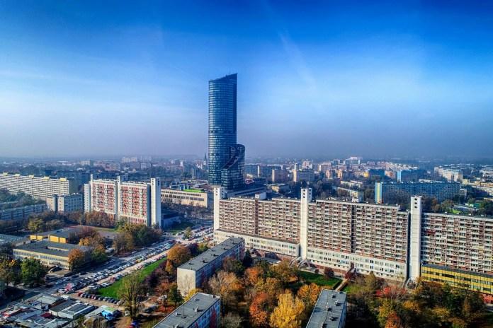 Fot. Artur Kowalczyk, Polska Zachwyca sky tower