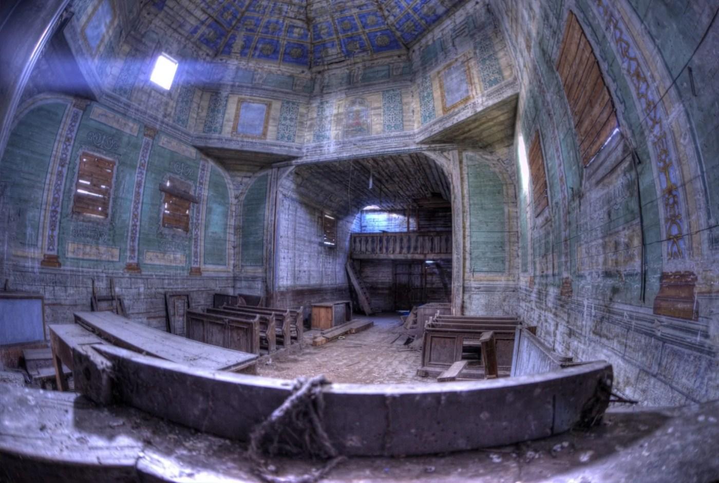 Opuszczone cerkwie – zapomniane piękno Podkarpacia