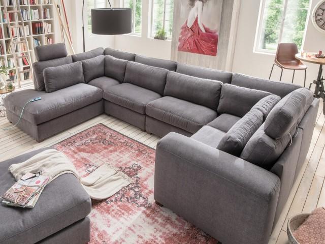 Livingroom narożnik Molto kw