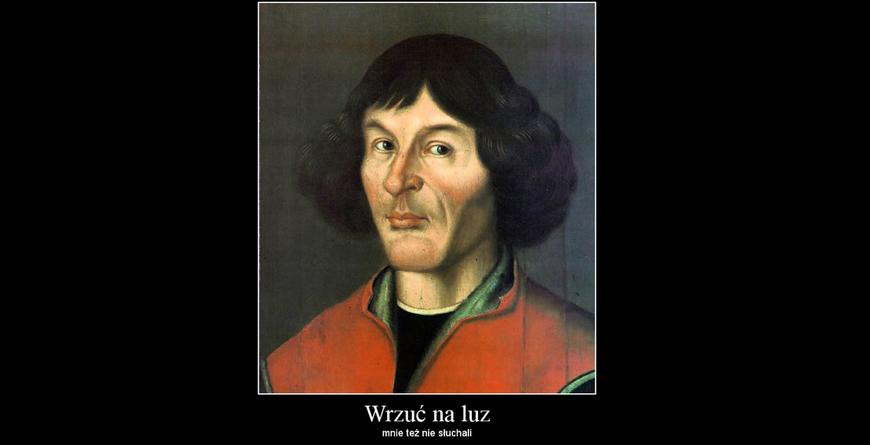 Famous Poles - Mikołaj Kopernik