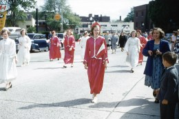 Holy Name Procession