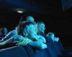 cinema em familia