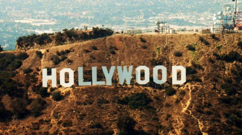 letreiro hollywood