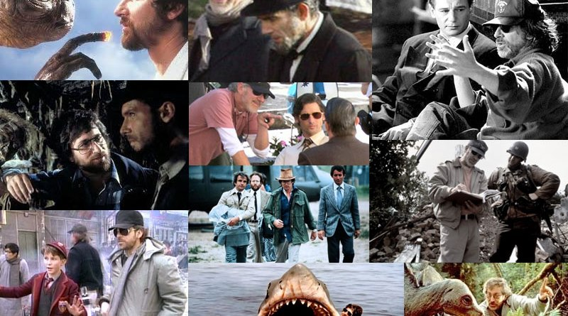 Steven Spielberg lista de filmes