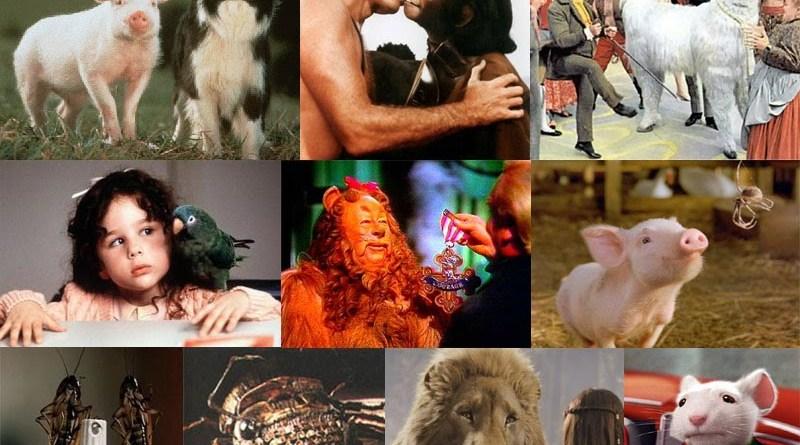 animais falantes