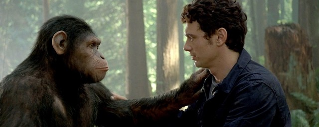 planeta dos macacos james franco