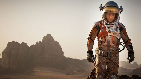 Perdido em Marte – com Matt Damon