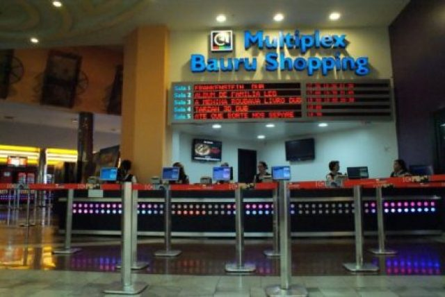Cinema Bauru Shopping