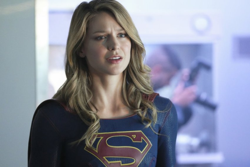 Supergirl do Arrowverse