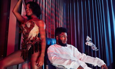 Normani Kordei and Khalid press photo by Dennis Leupold 2018 billboard 1548 1
