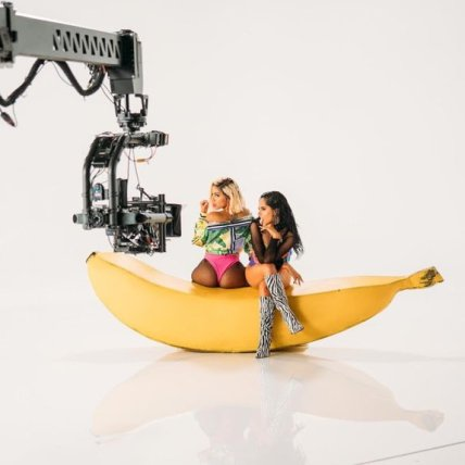 """""""Banana"""" / Foto: Reprodução"""