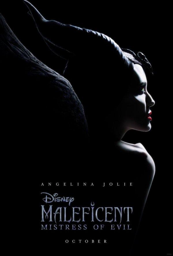 Maleficent Mistress of Evil Malevola poster