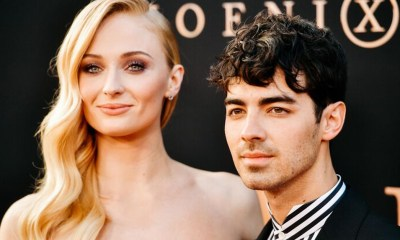 SOPHIE TURNES E JOE JONAS