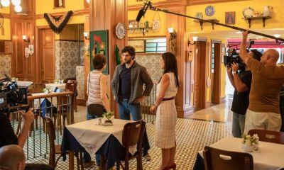 Bastidores Amor de Mae Rede Globo
