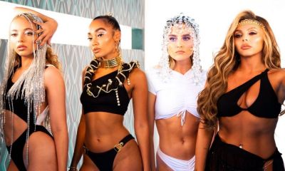 Little Mix Holiday Videoclipe