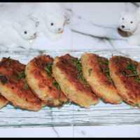 Croquettes de pommes de terre à l'oignon