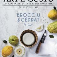 Art'è Gustu : Quatorzième Édition les 28 et 29 Avril 2018