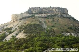 Пещерный город Тепе-Кермен. Автор фото Ольга Иутина