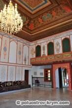 Крым. Бахчисарайский дворец. Архитектура
