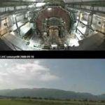 Webcam del LHC