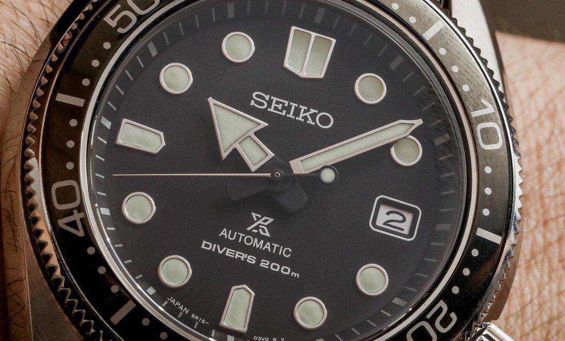 Seiko Prospex Diver SPB079 (y 77).