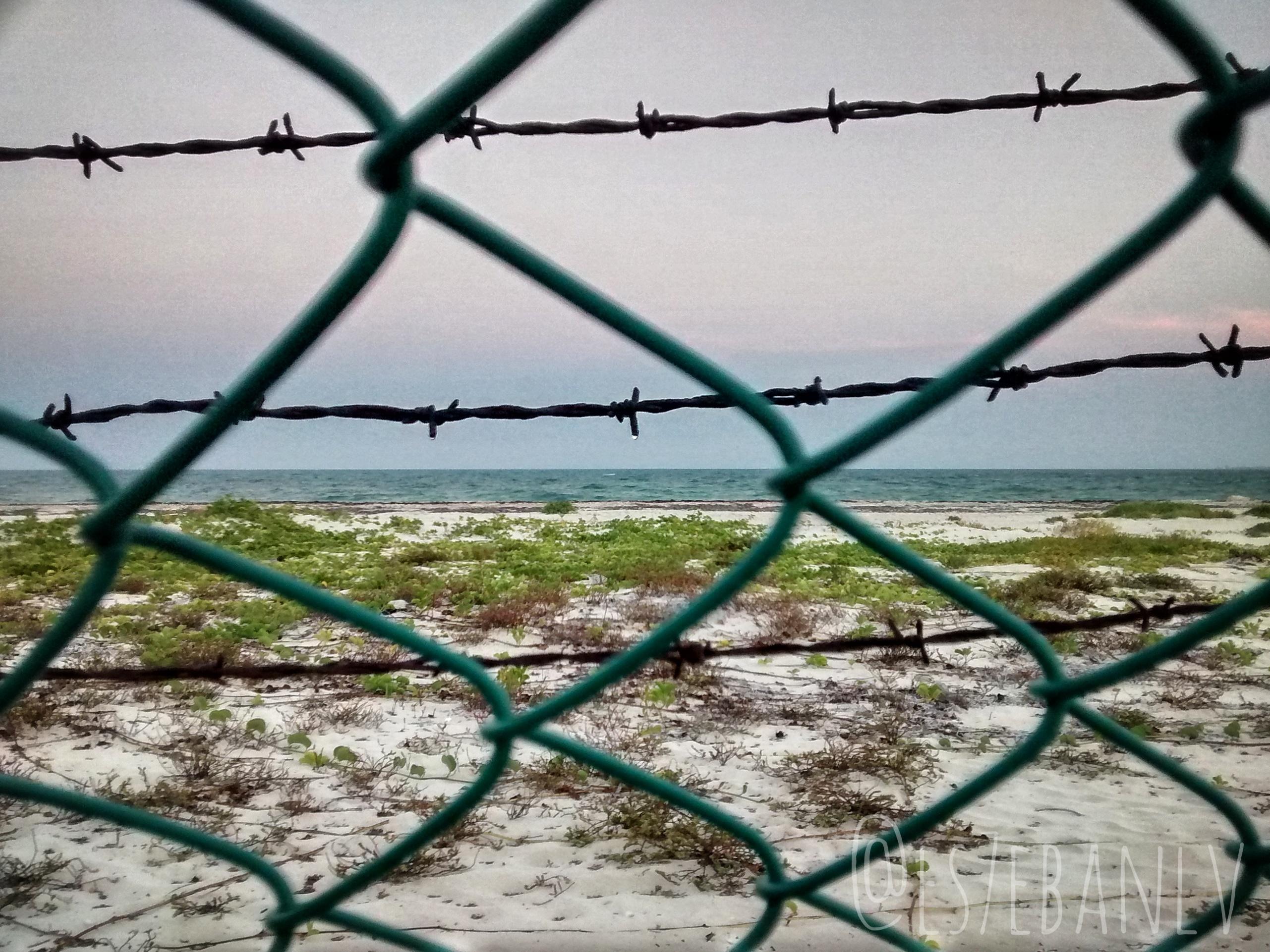 Isla Blanca / Punta Sam.