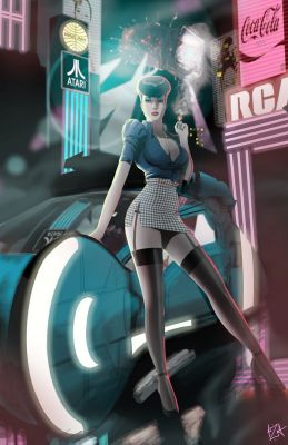 Rachael - Blade Runner.