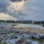 La destrucción de las playas mexicanas: Chemuyil y Xcacel