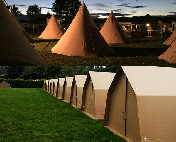 Hellfest camping