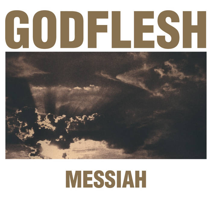 godflesh messiah portada