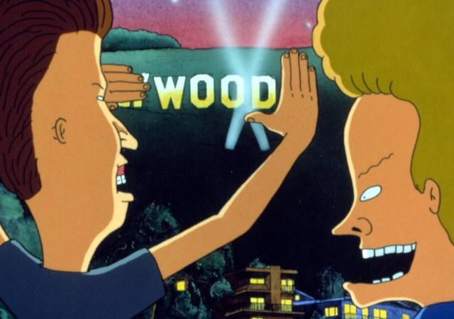 Beavis and Butthead en Hollywood