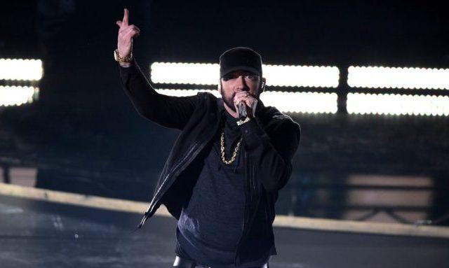 Eminem en los Oscar