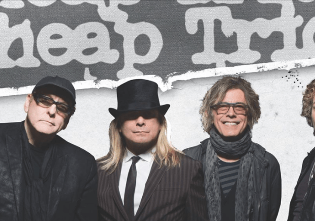Cheap Trick en El Plaza