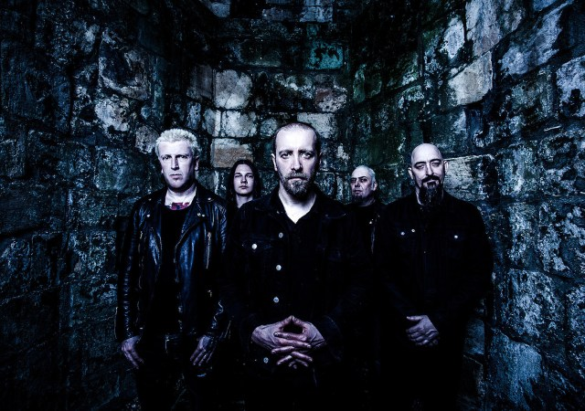 Paradise Lost estrena Fall From Grace