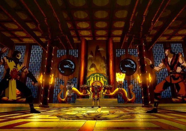 Mortal Kombat Scorpion's Revenge - Reseña