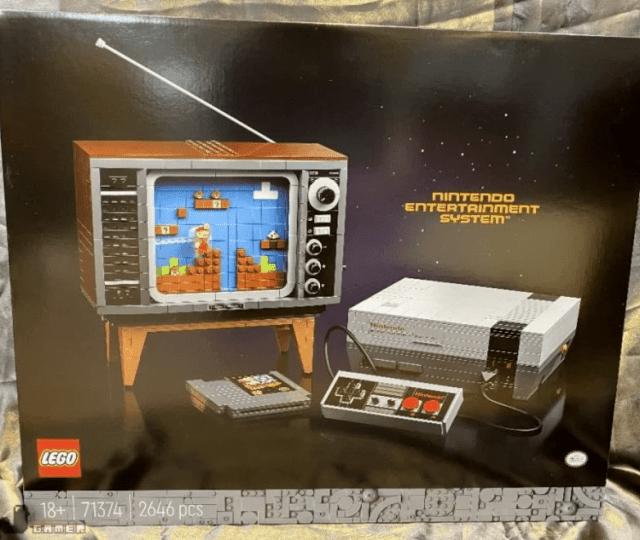 LEGO-Nintendo