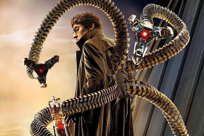 Alfred Molina regresa como Dr. Octopus