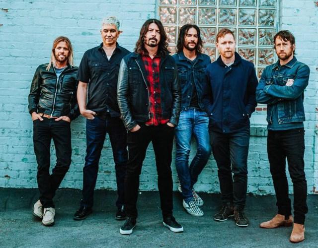Foo Fighters estrena Waiting on a War