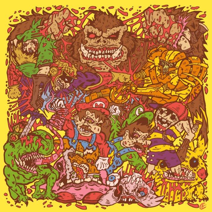 Nintendocore - Top de bandas