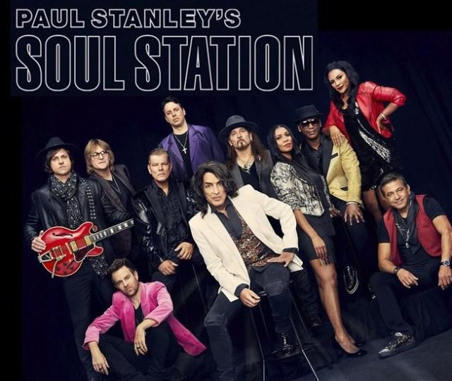 Paul Stanley anuncia debut de Soul Station