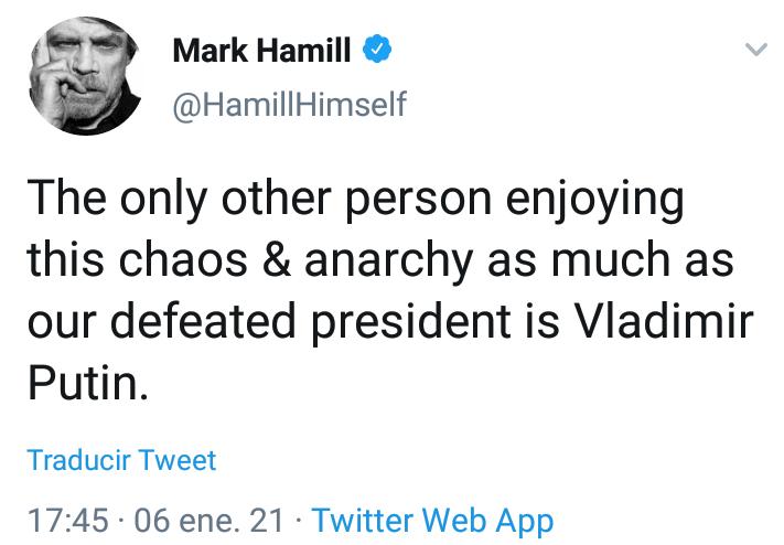 Mark Hamill Capitolio