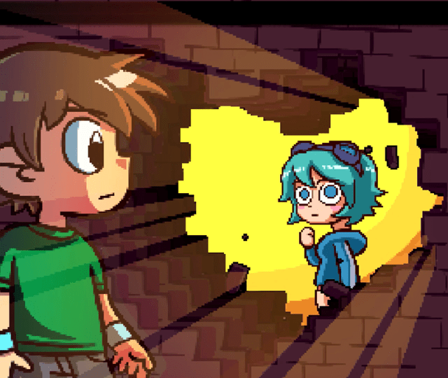 scott pilgrim vs the world 1