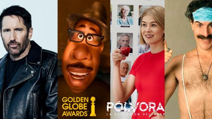 Ganadores Golden Globes 2021