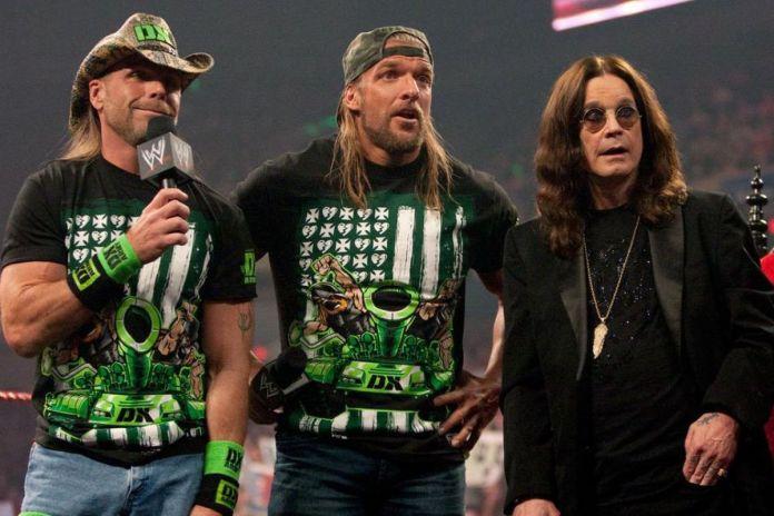 Ozzy Osbourne en WWE